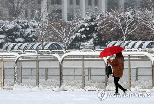 `폭설·최강한파`로 광주 어린이집 유치원 모두 휴업